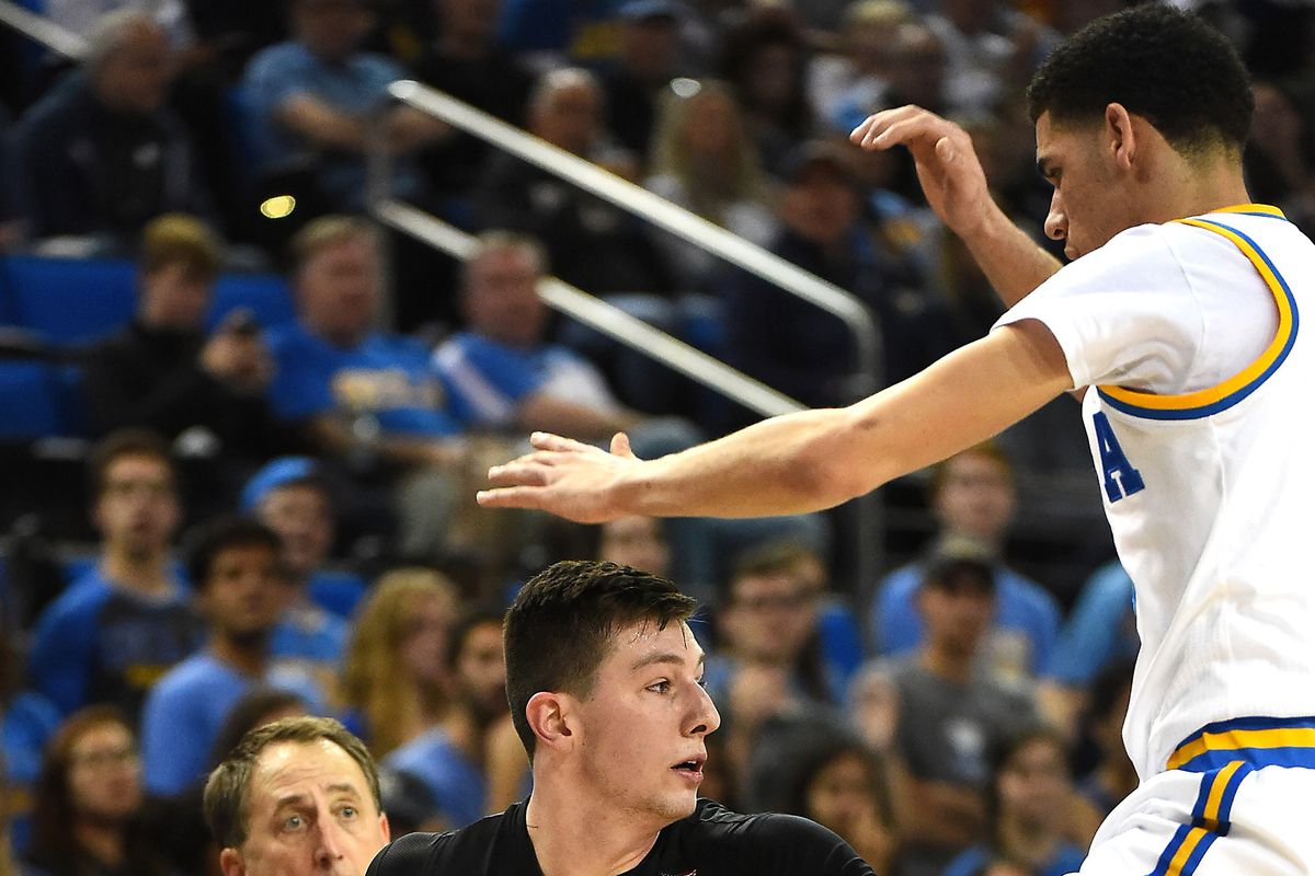 Lonzo Ball's Defense is also leading UCLA