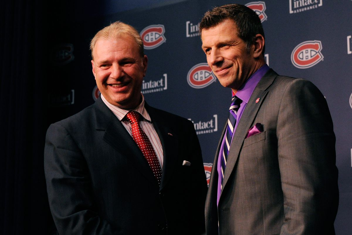 Montreal Canadiens Introduce Michel Therrien As New Head Coach