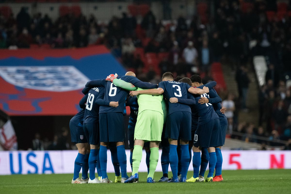 sale retailer a704a 3b80c USMNT 23-man Gold Cup roster announced - Stars and Stripes FC