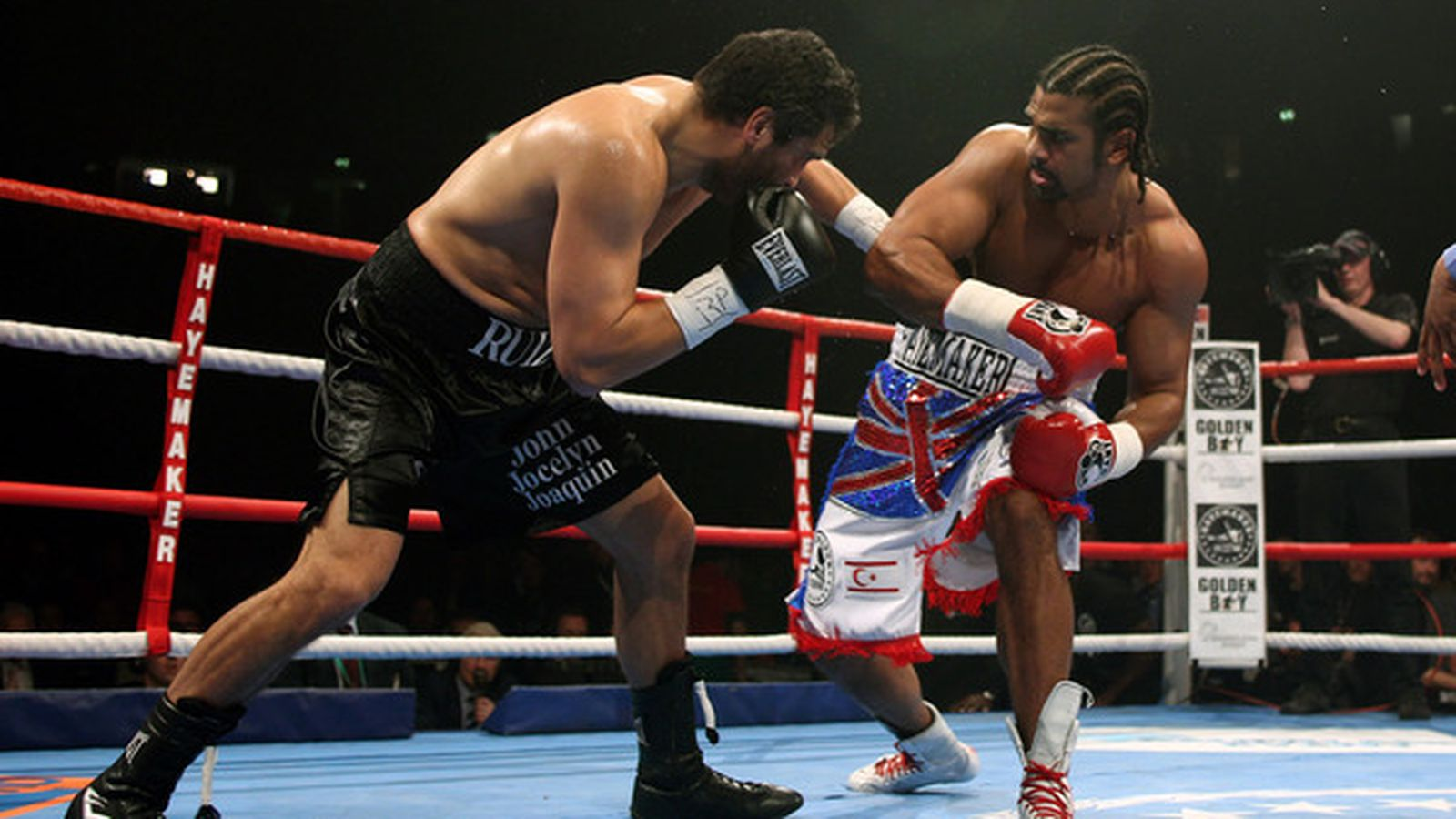 Ruiz Boxer