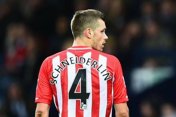 Schneiderlin's importance to Saints has only grown with his absence