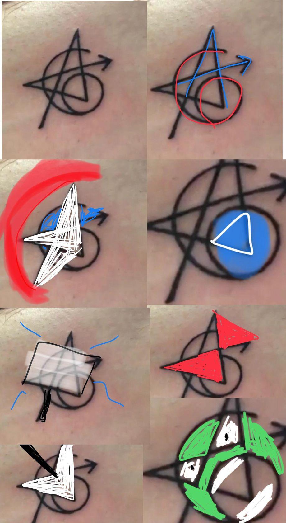 tatuajes vengadores