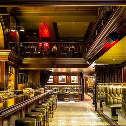 """<a href=""""http://ny.eater.com/archives/2014/07/the_nomad_bar_reviews.php"""">The Early Word on the White Hot New NoMad Bar</a>"""