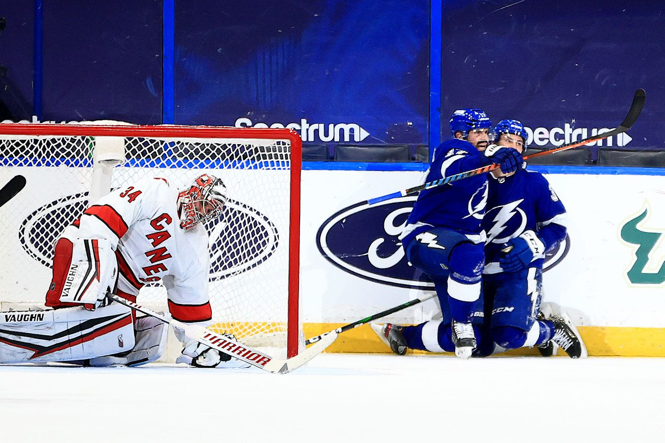 Carolina Hurricanes v Tampa Bay Lightning