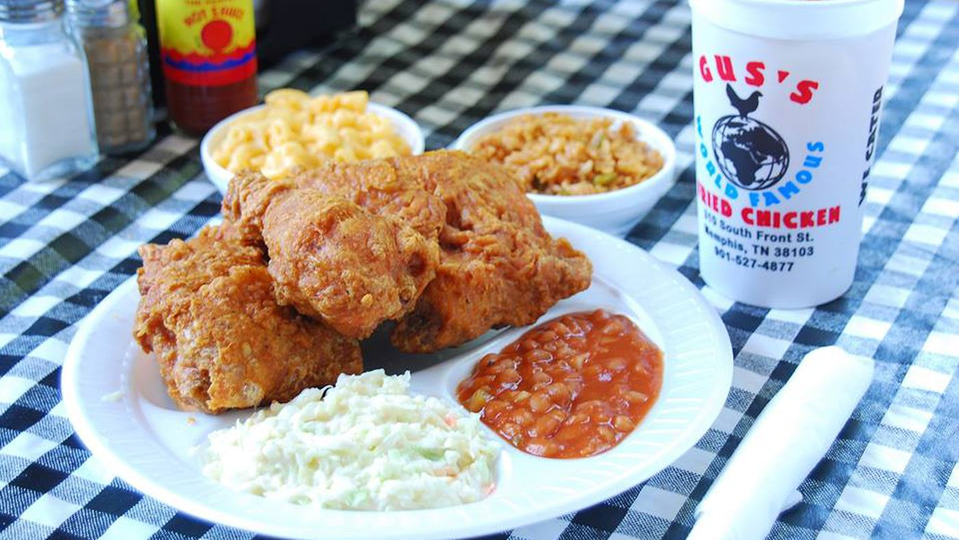 Gus's World Famous Fried Chicken Will Open in New Orleans ...