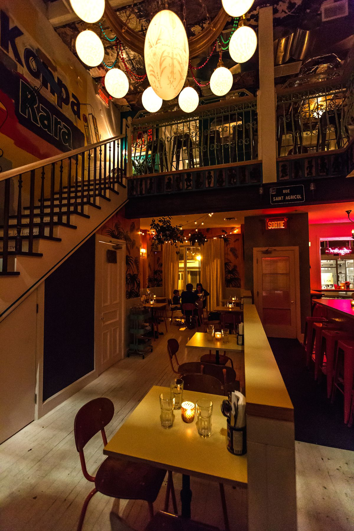 Step Inside Agrikol, a Tropical Escape From The Black Hoof and Arcade Fire
