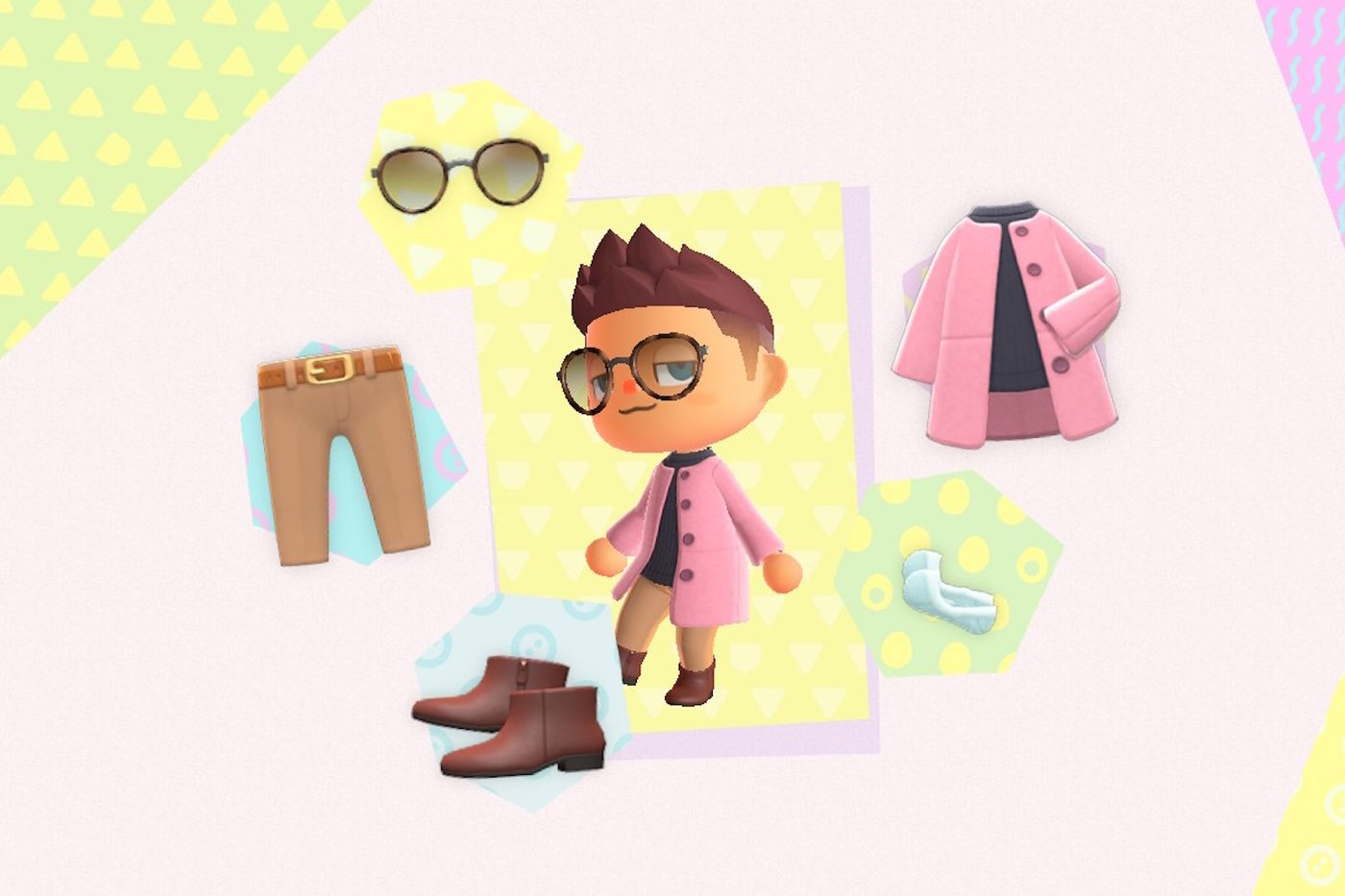 Animal Crossing New Horizons Fashion Is Unrivaled Polygon