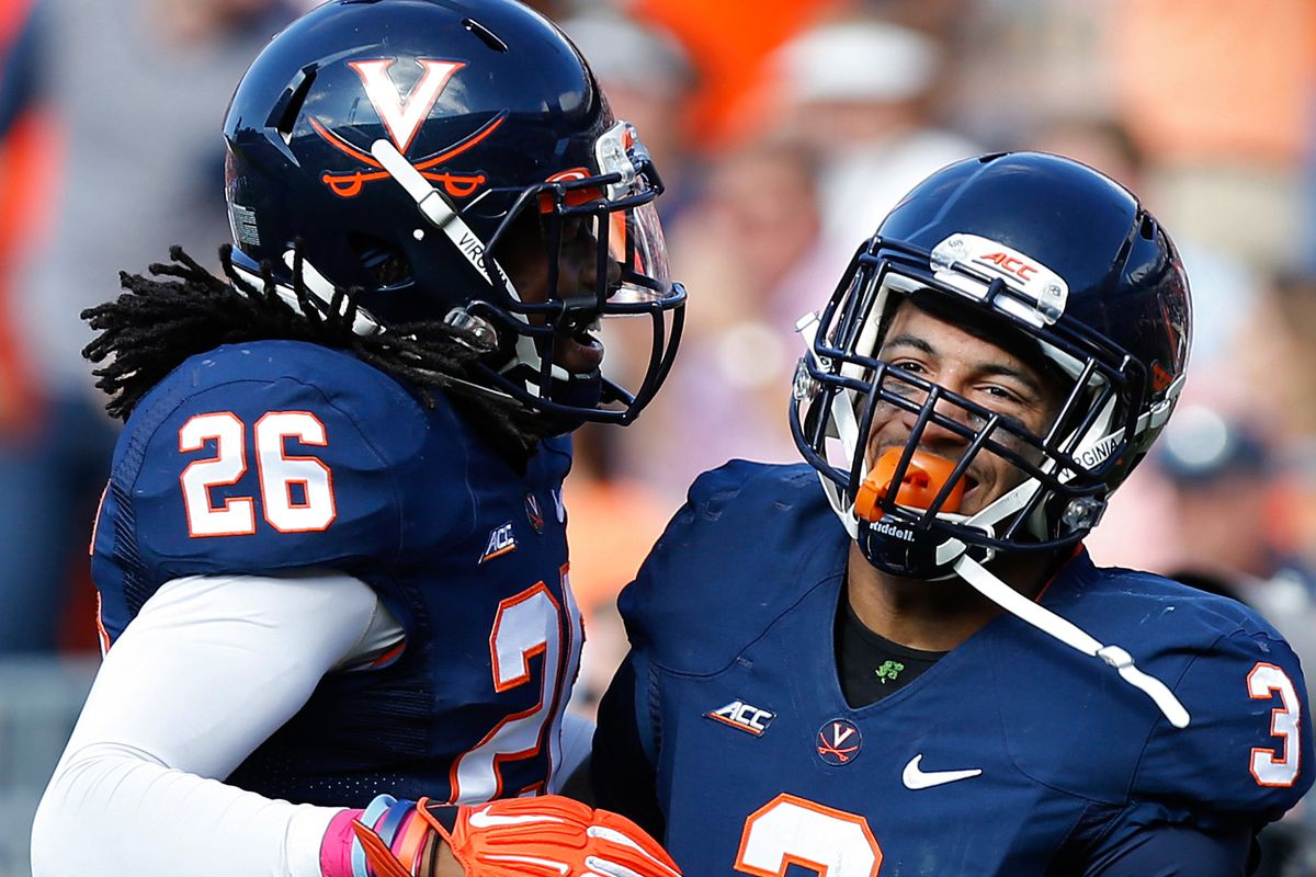 Anthony Harris and Quin Blanding will be the leaders of the 2015 Wahoo defense.