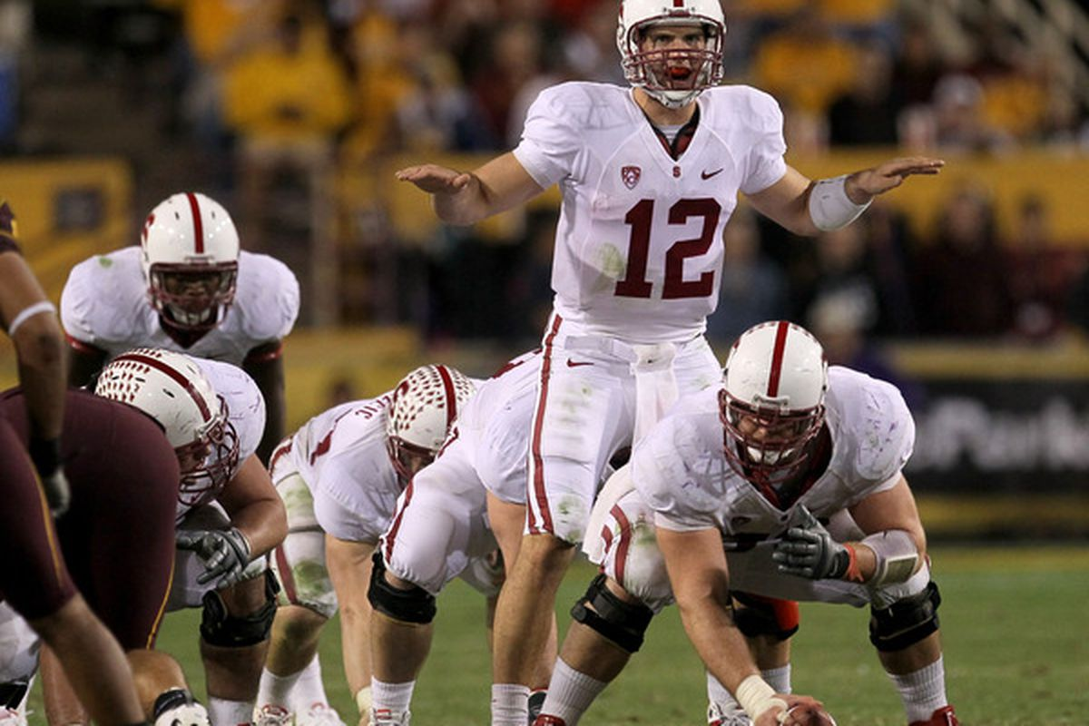 Andrew Luck and the Cardinal held steady at sixth in the latest BCS rankings.