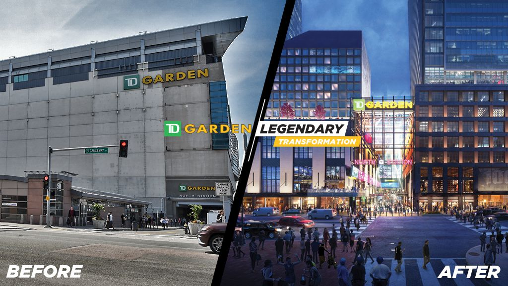Td Garden Expansion 7 Before And After Images Of The 100