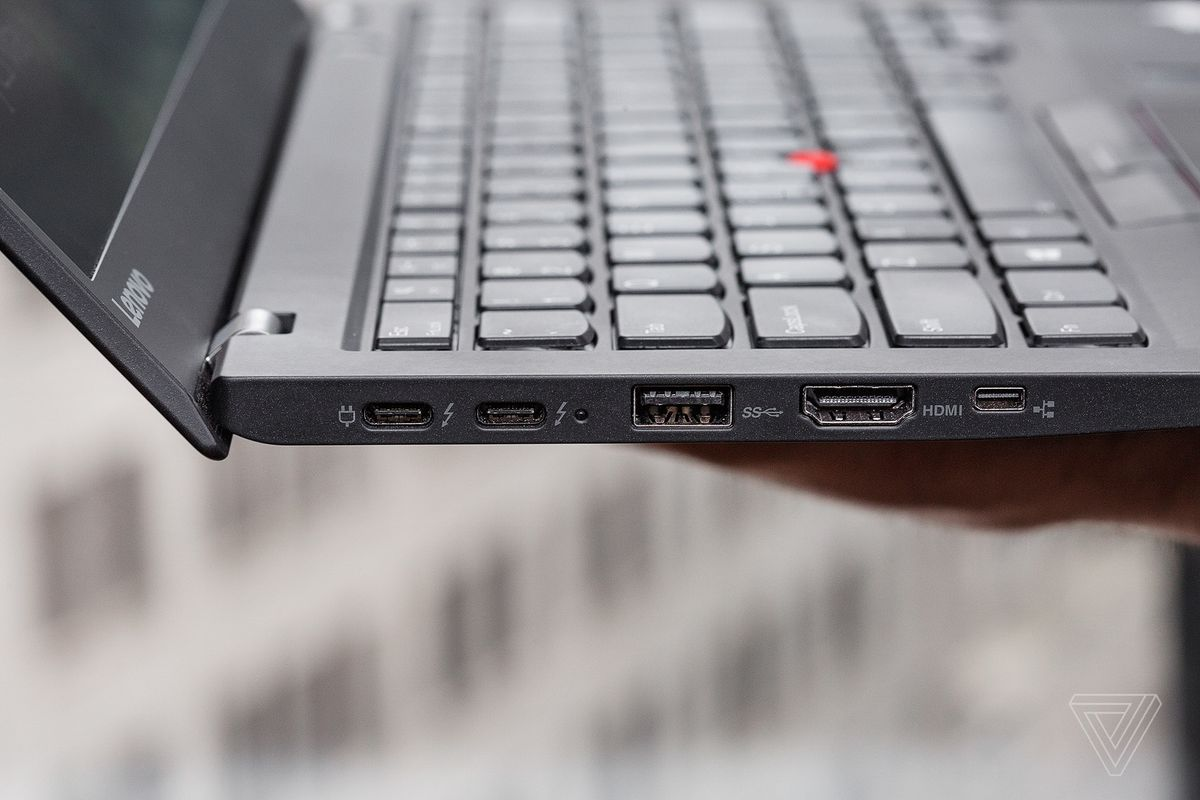Lenovo ThinkPad X1 Carbon review: doing it right - The Verge