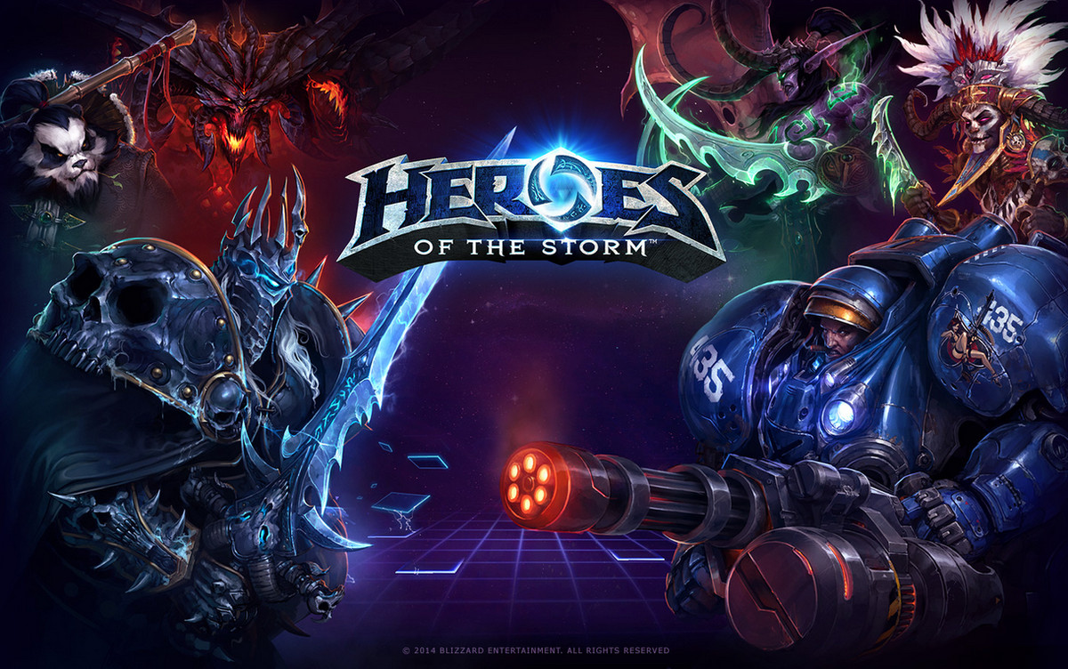 heroes of the storm download windows 10