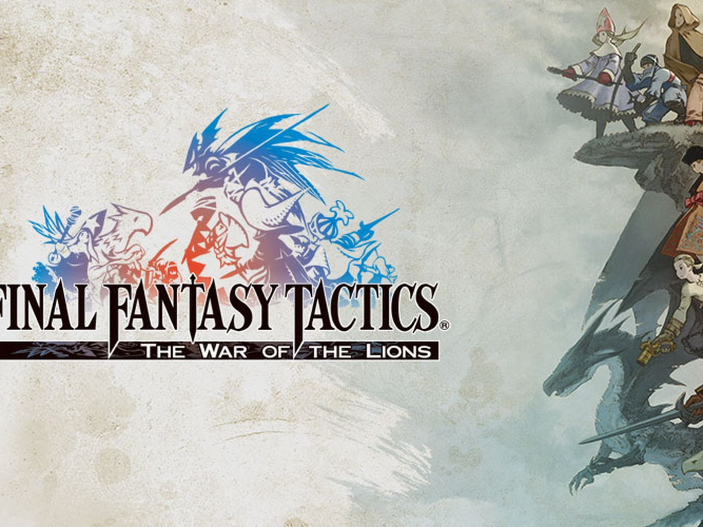 Final Fantasy Tactics Is Finally Available On Android The Verge