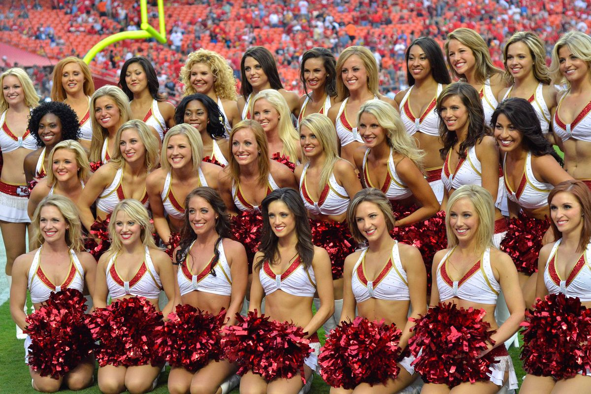 e936f830 Top 10 Punto Medio Noticias | 2019 Kansas City Chiefs Cheerleaders