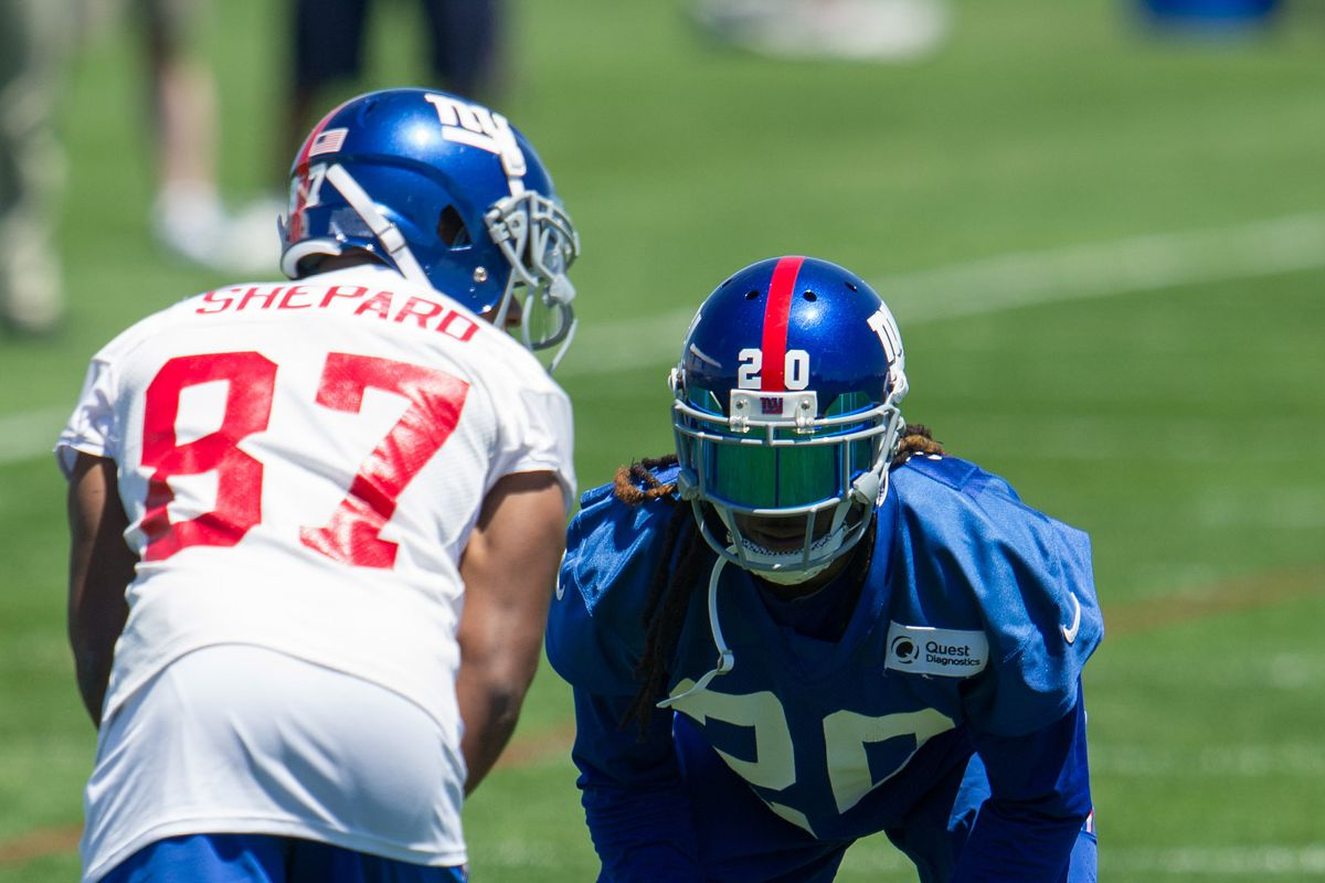 Most overrated New York Giant CBS says it s Janoris Jenkins Big