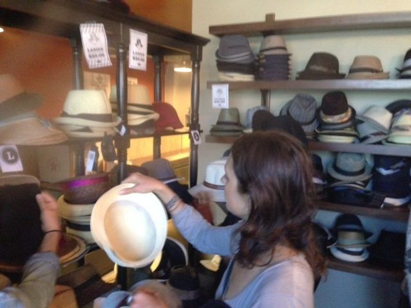 Your New Summer Hat Awaits at the Goorin Bros Sample Sale - Racked SF