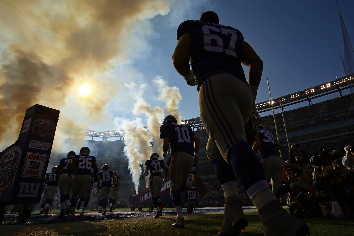 Is the sun setting on the Giants?