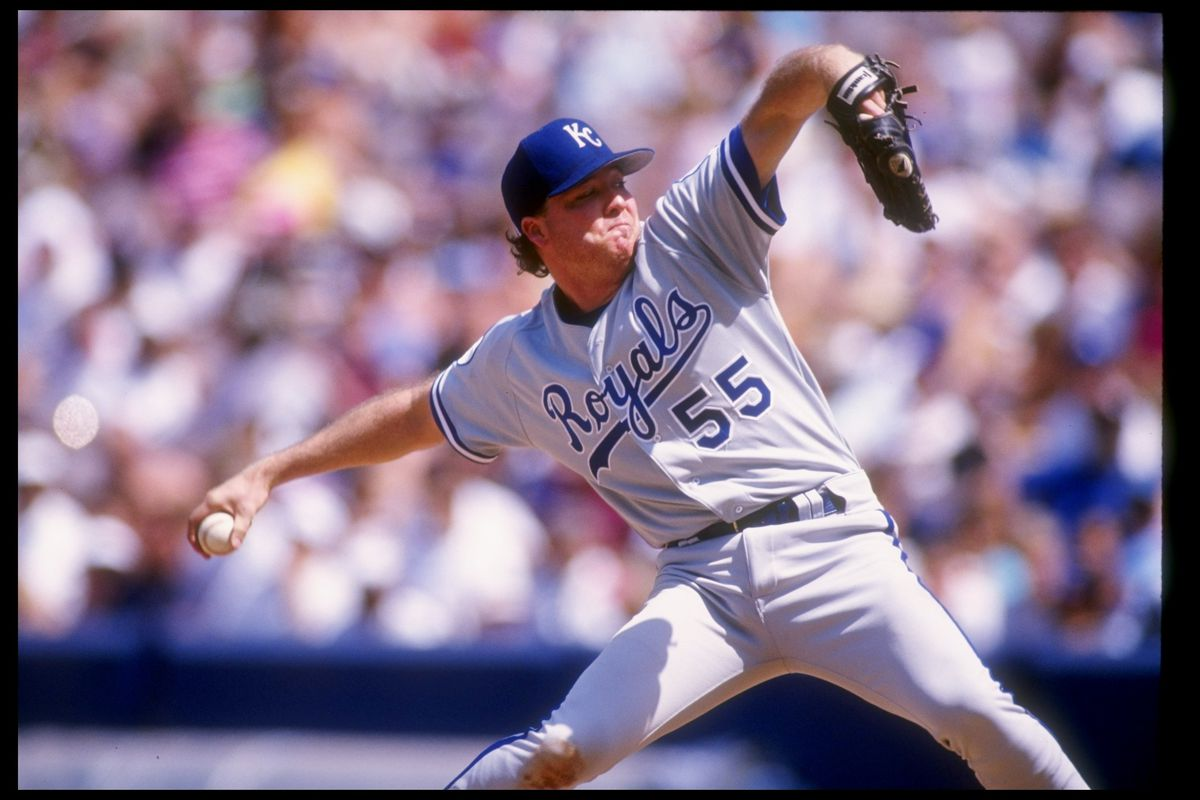 Kevin Appier had a funny-looking windup, and should've won the 1993 Cy Young Award.