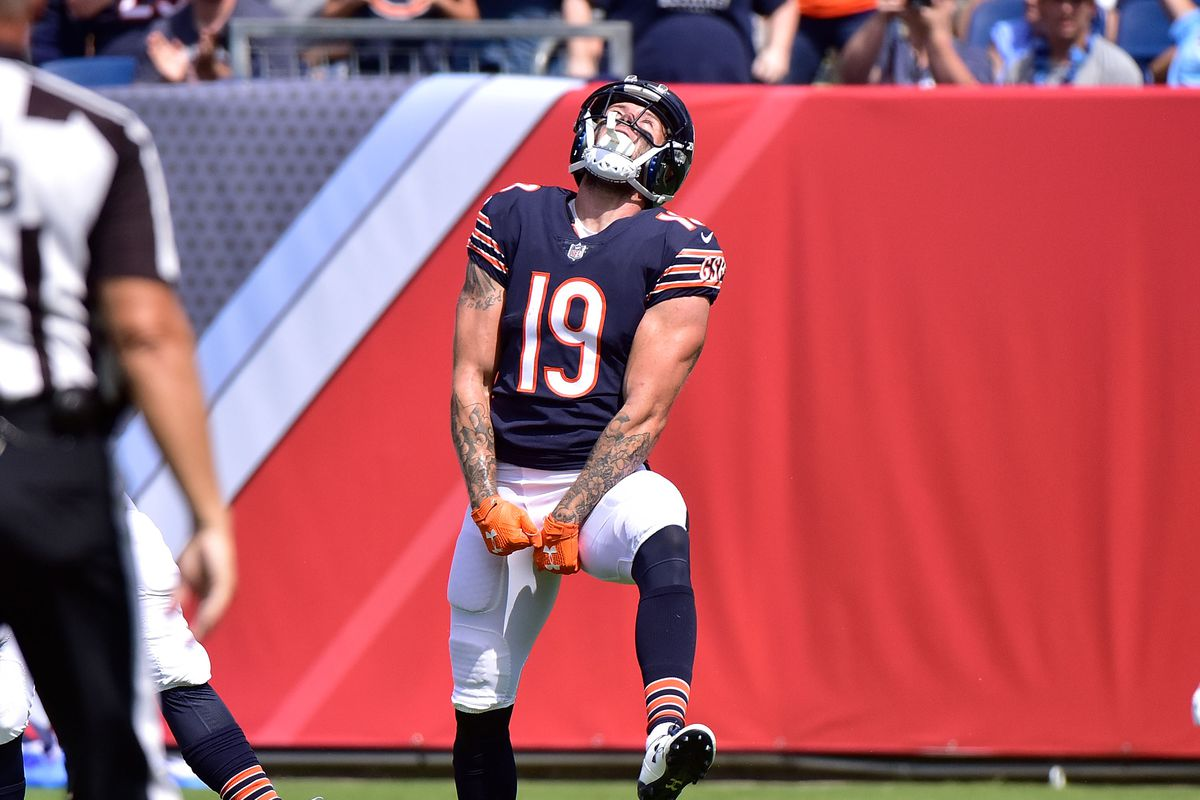 watch 454c3 ee7bc Bears sign Tanner Gentry to 53-man roster, buoy up receiving ...