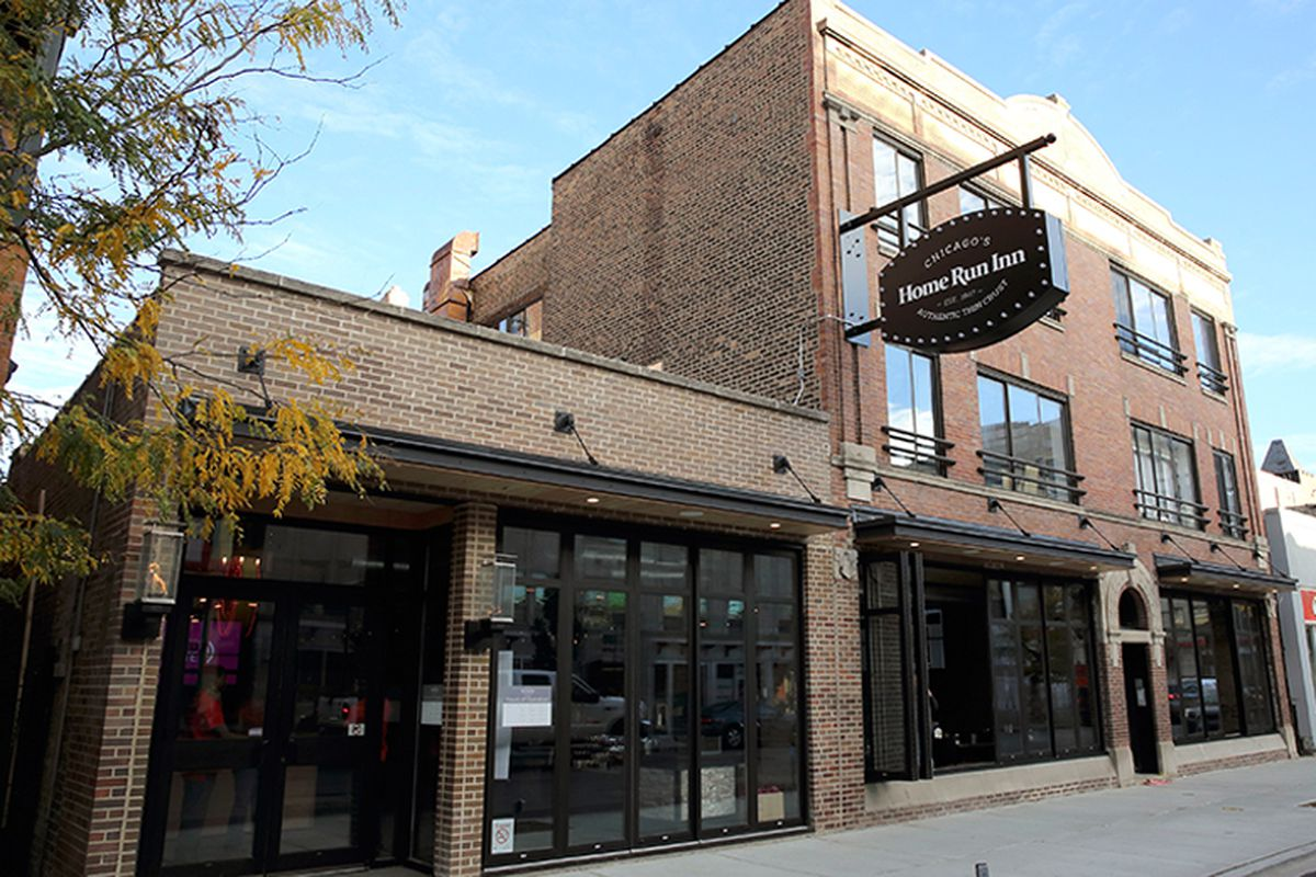 Home Run Inn Pizza To Close Only North Side Restaurant Near