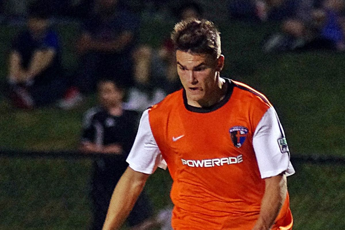 Gentile is averaging around 58 minutes of play in eight appearances for Charlotte, and has scored one goal.