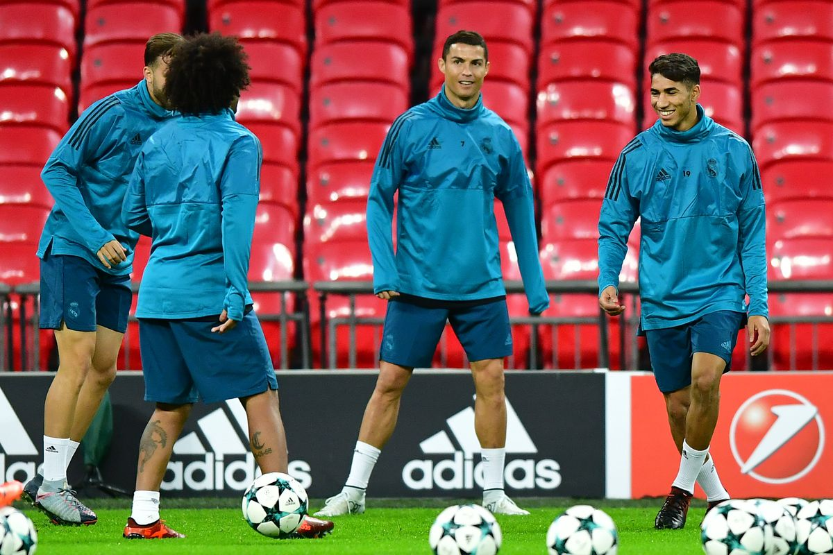 Photo by Alex Broadway/Getty Images. Real Madrid ...