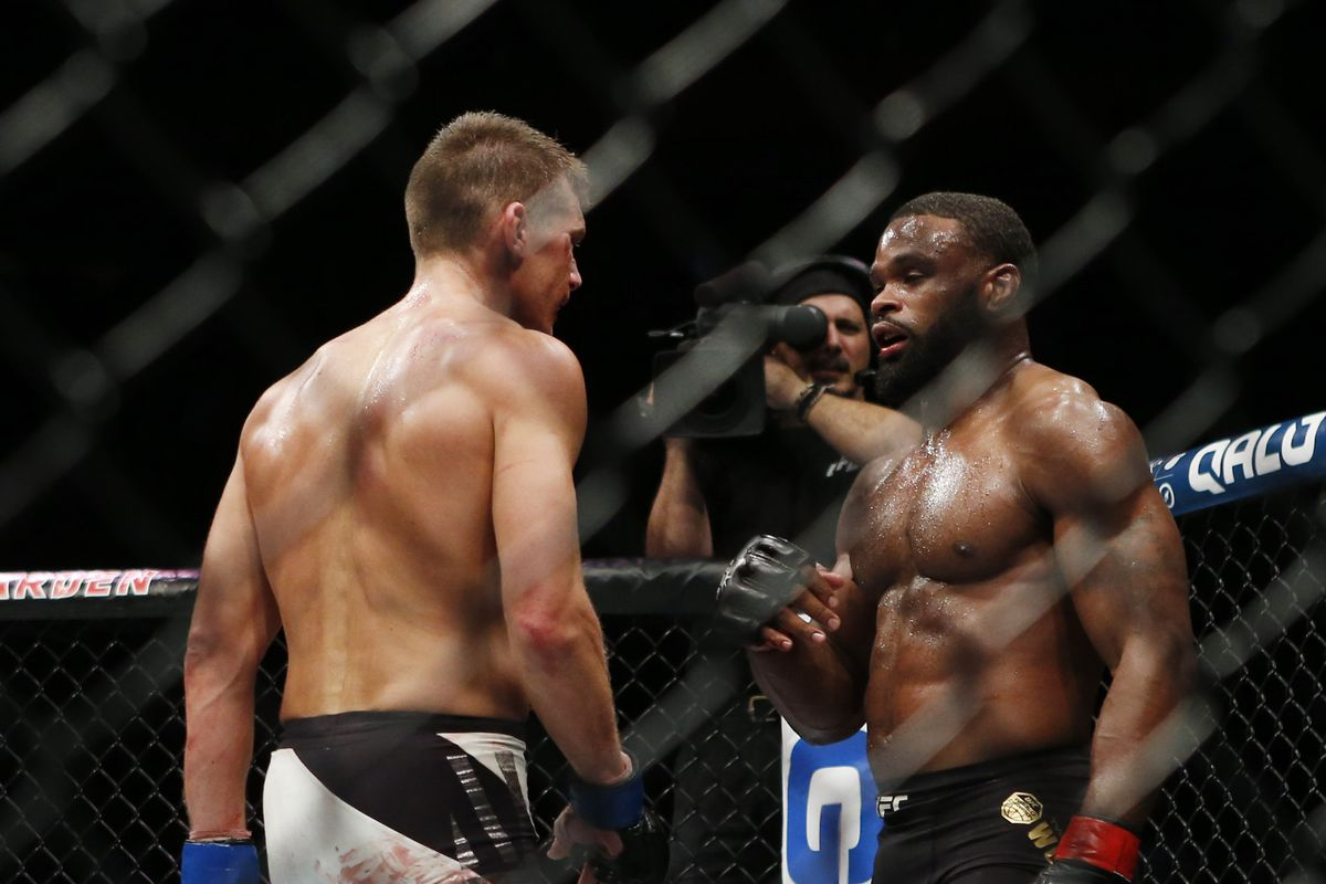 UFC 209 results Full fight card winners and reaction from