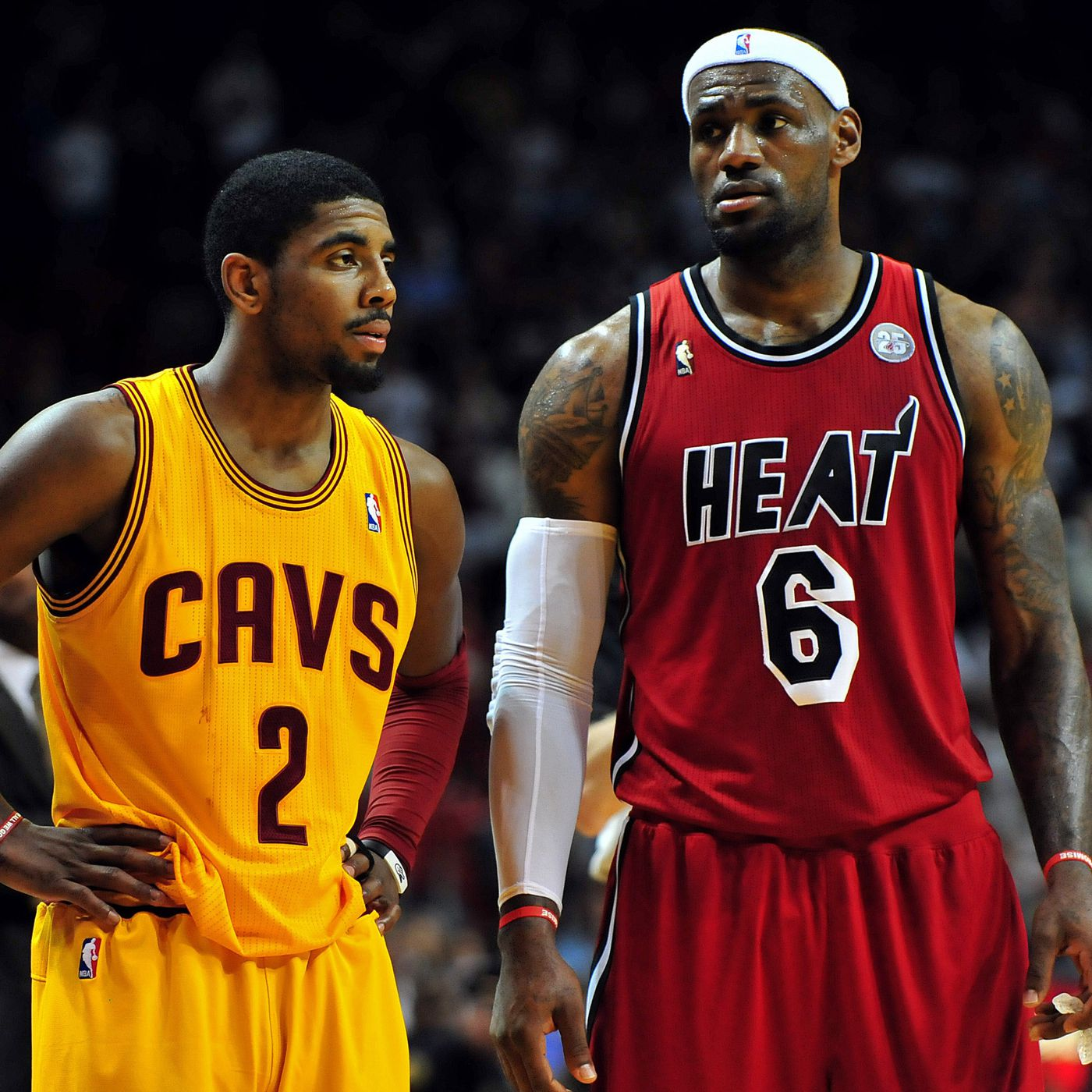 Cleveland Cavaliers Vs Miami Heat Let S Talk About Lebron James And Stuff Fear The Sword