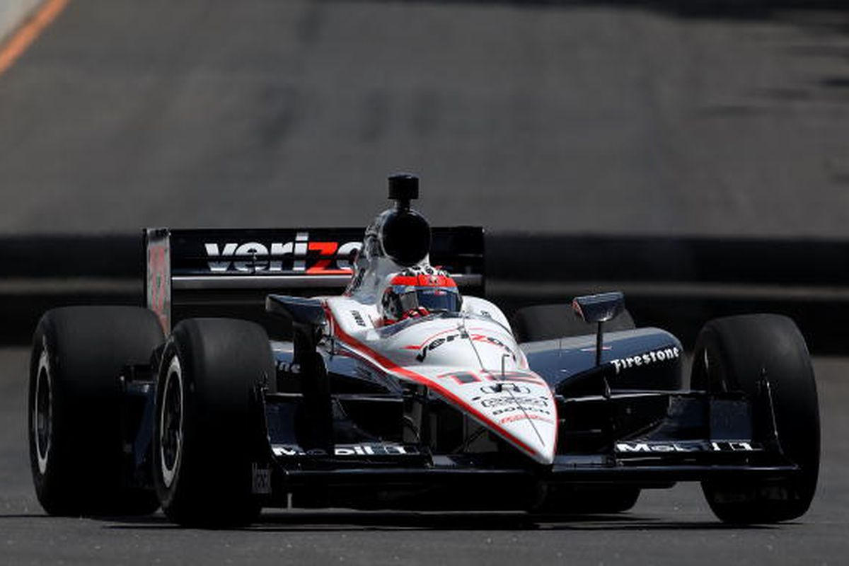 Will Power wins the season-opening Sao Paulo Indy 300 (Photo by Streeter Lecka/Getty Images)