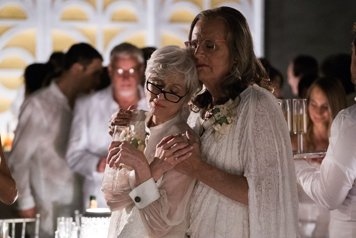 Shelly and Maura on Transparent