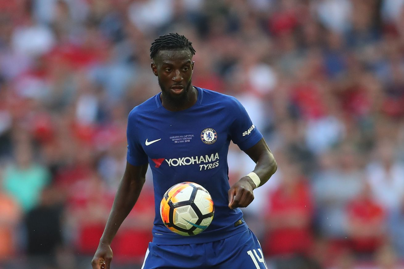 Tiémoué Bakayoko has officially joined AC Milan on loan from Chelsea