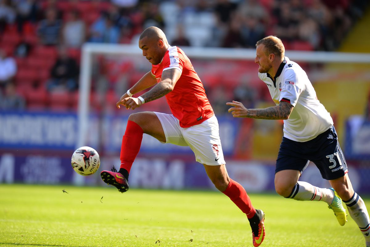 Charlton Athletic v Bolton Wanderers - Sky Bet League One - The Valley