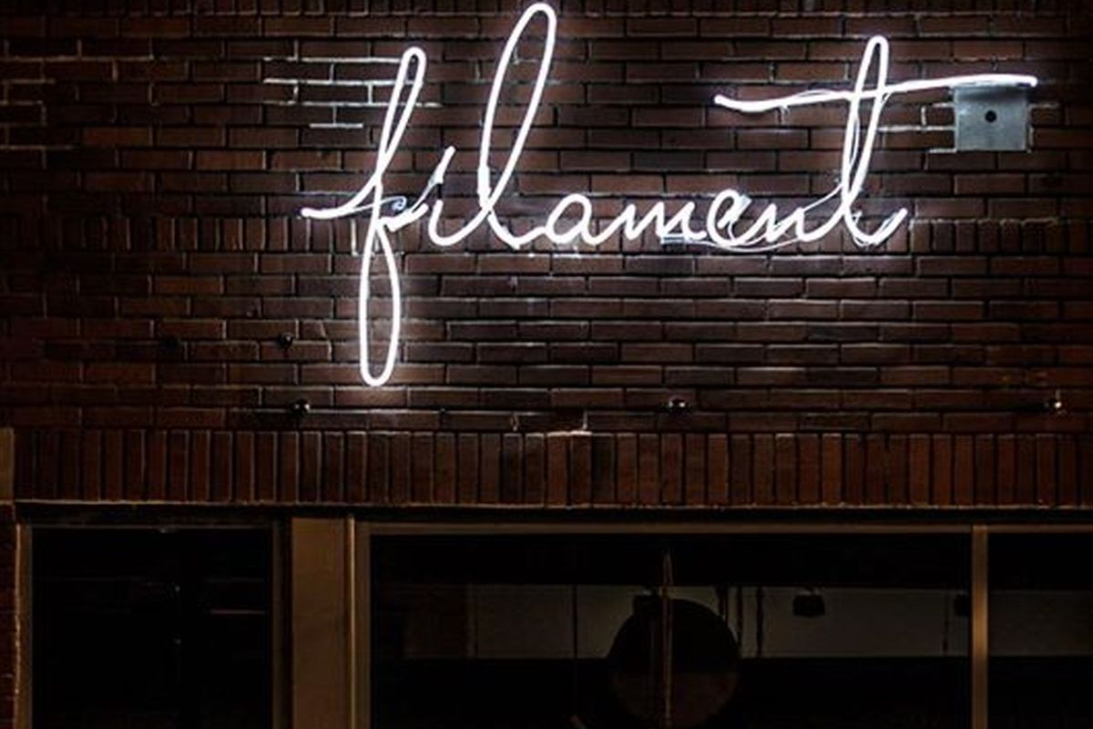 Get excited: Filament is finally opening its doors.