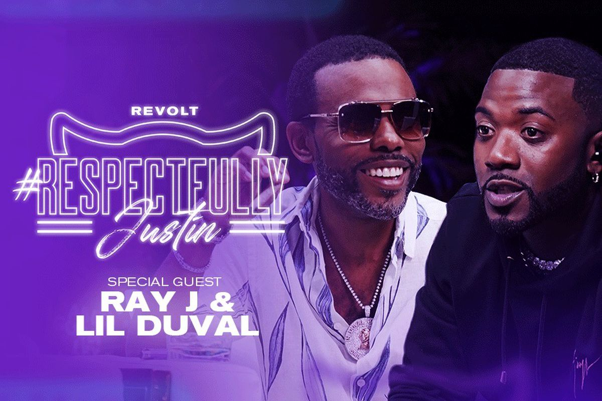 """Ray J and Lil Duval on """"Respectfully Justin"""""""