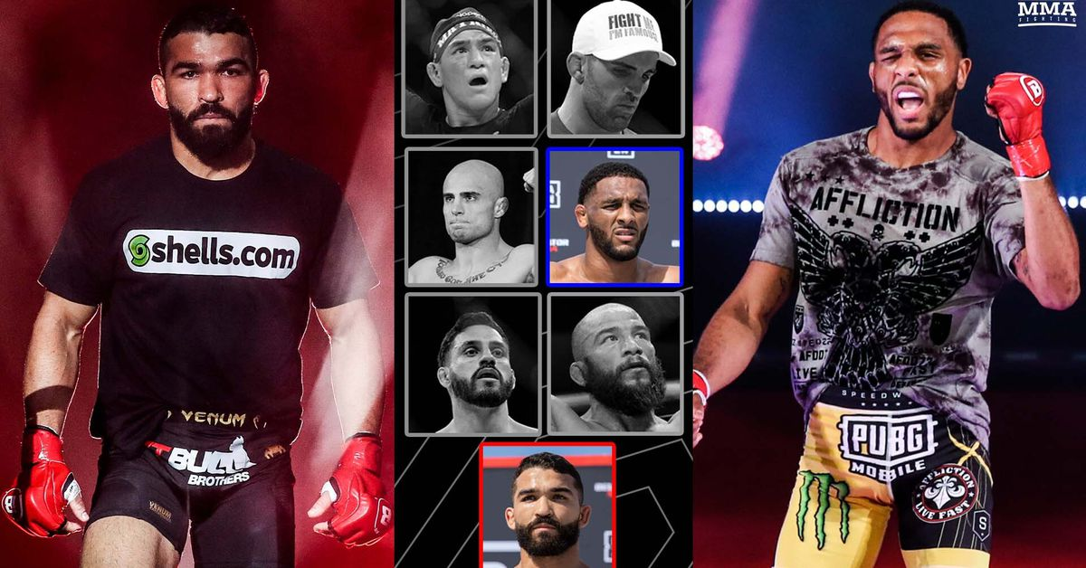 'He schooled me': Past opponents reflect on the night they fought Bellator's GOAT