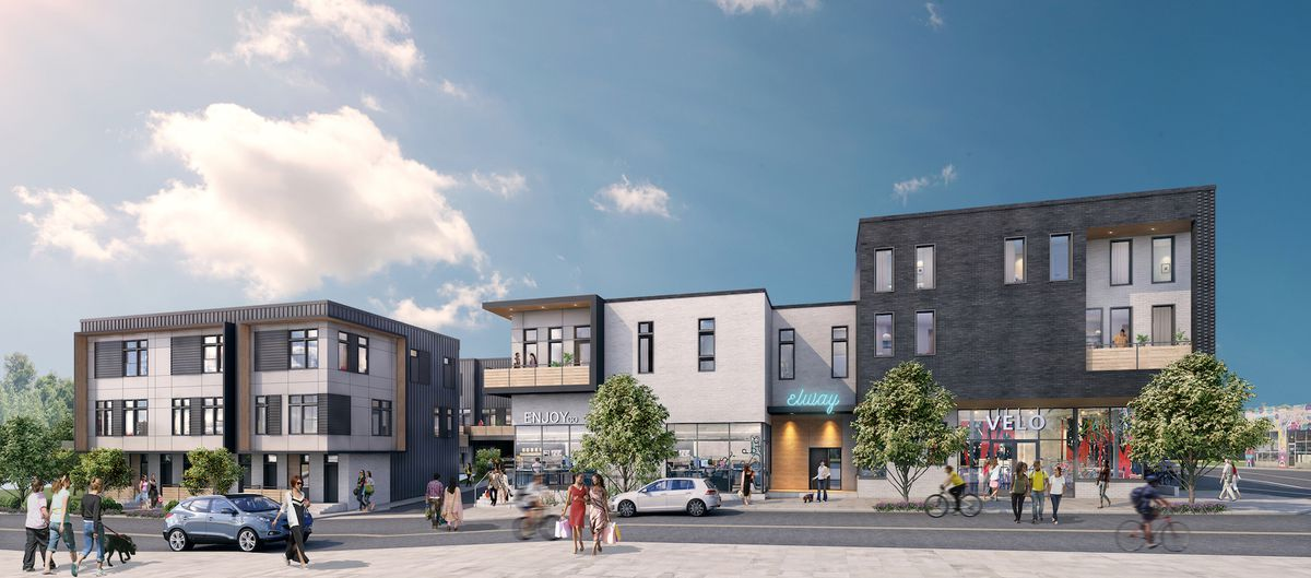 First Look The Elway Planned Where Ormewood Park Meets