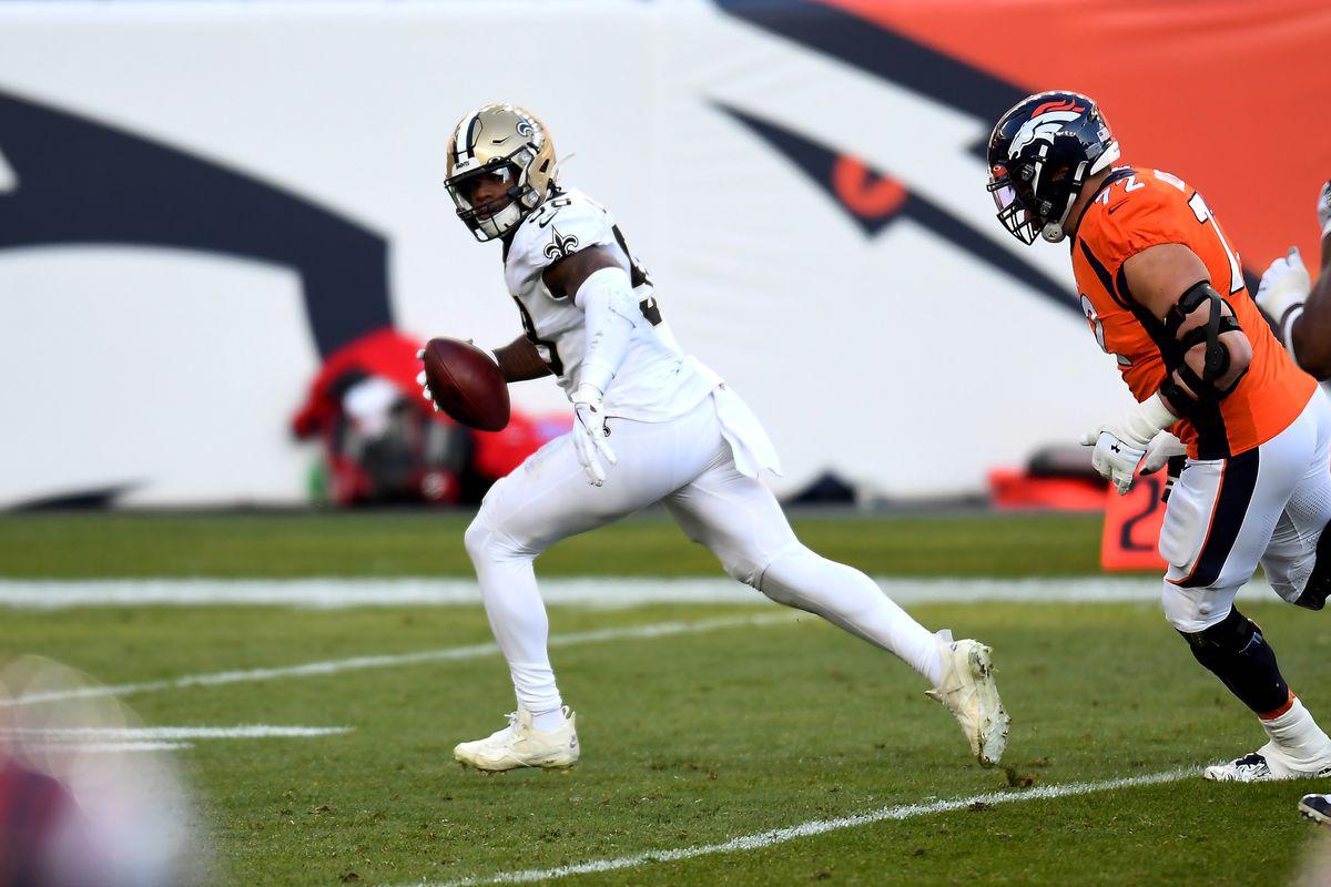 NFL: New Orleans Saints at Denver Broncos