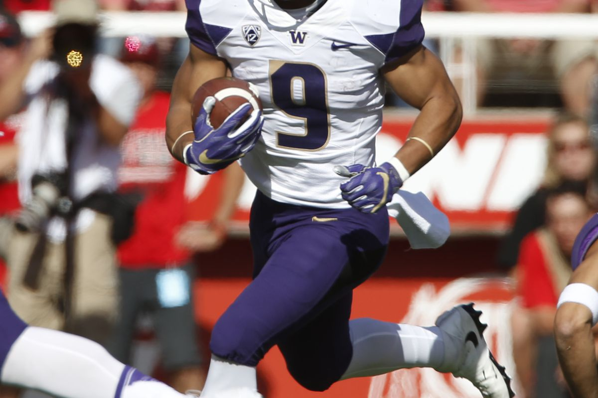 Can Gaskin lead the way to another Husky win?