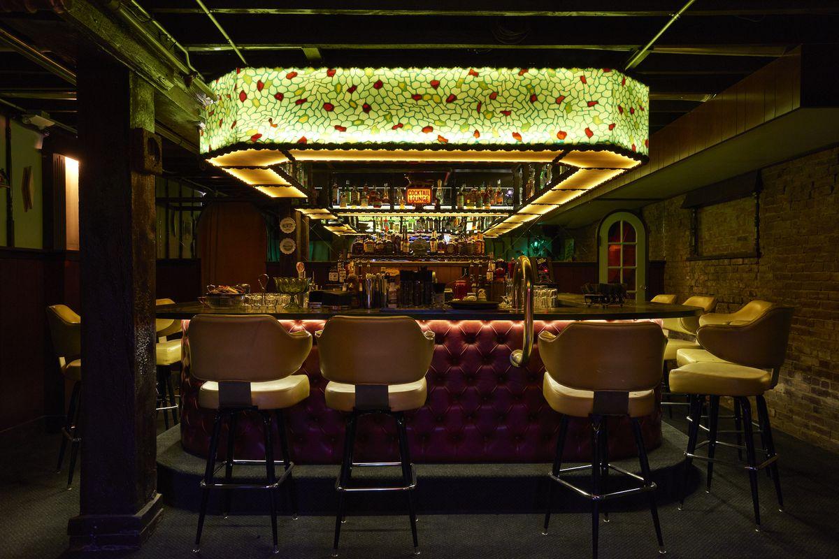 The Elvis Room Portland Menu