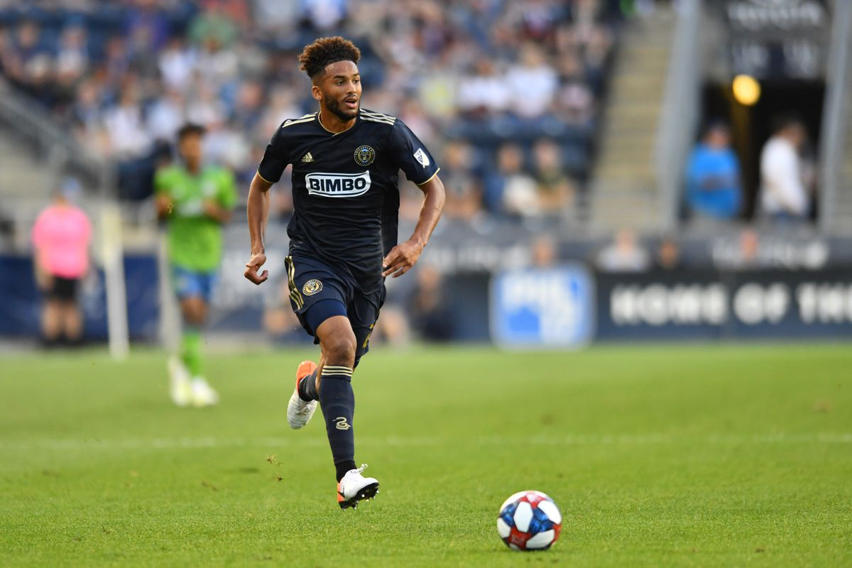 SOCCER: MAY 18 MLS - Seattle Sounders FC at Philadelphia Union