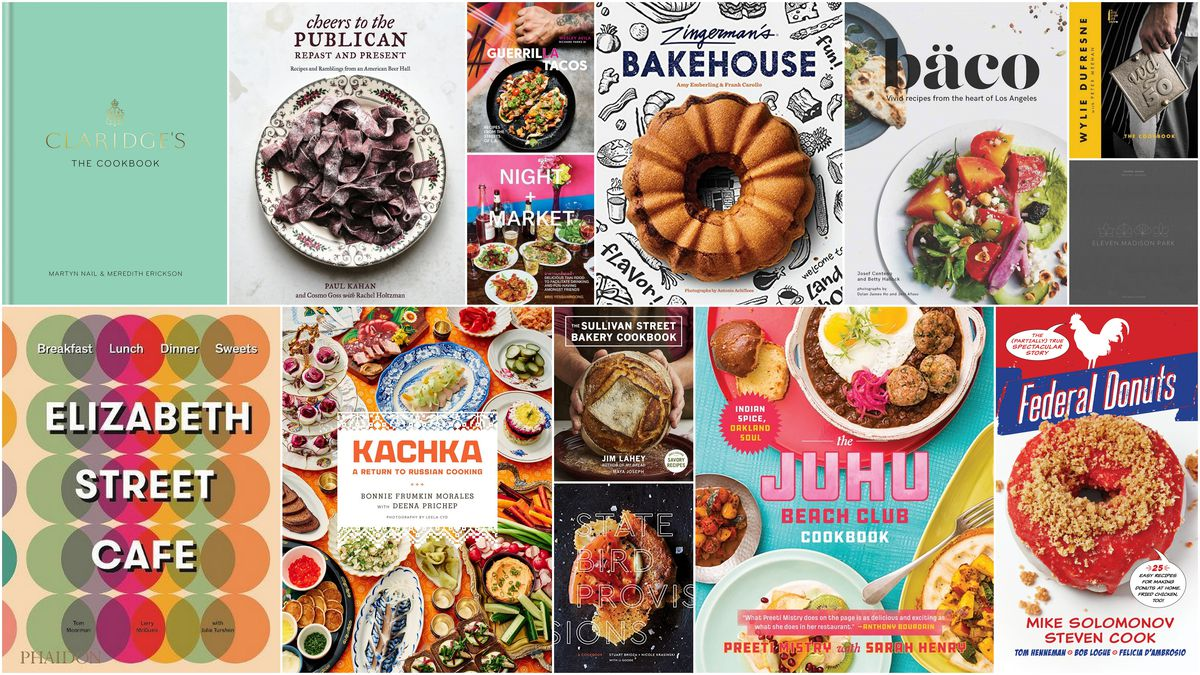 The biggest restaurant cookbooks of fall 2017 eater the biggest restaurant cookbooks of fall 2017 forumfinder Choice Image