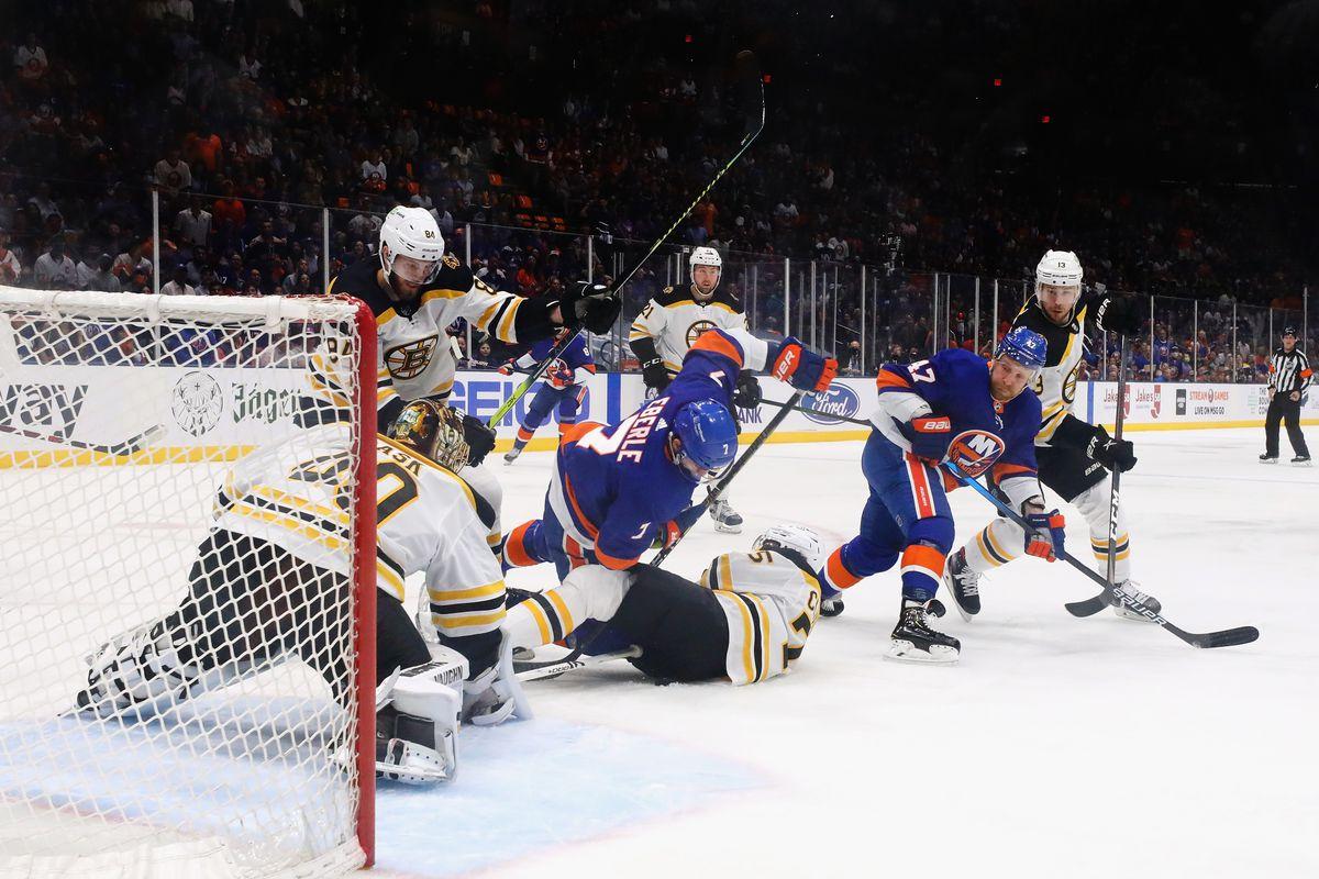 Boston Bruins v New York Islanders - Game Four