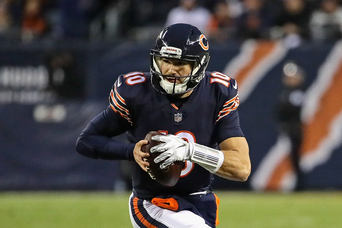 Mitchell Trubisky and Akiem Hicks to participate in 2019 Pro Bowl Skills  Showdown d57435c90