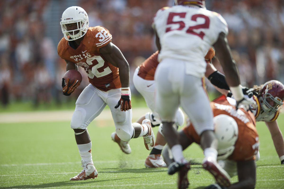 2012 Big 12 Football Standings Texas Third In Conference Sb