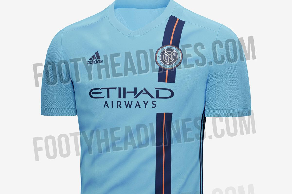 4655a2f73 Alleged 2019 NYCFC home kit leaks - Hudson River Blue