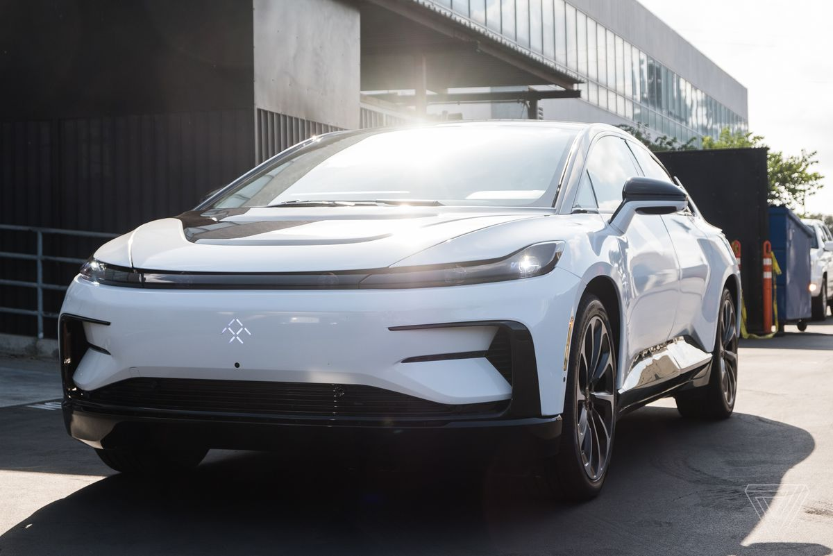 Faraday Future S Still Haunted By The Past Of Its Billionaire Founder The Verge
