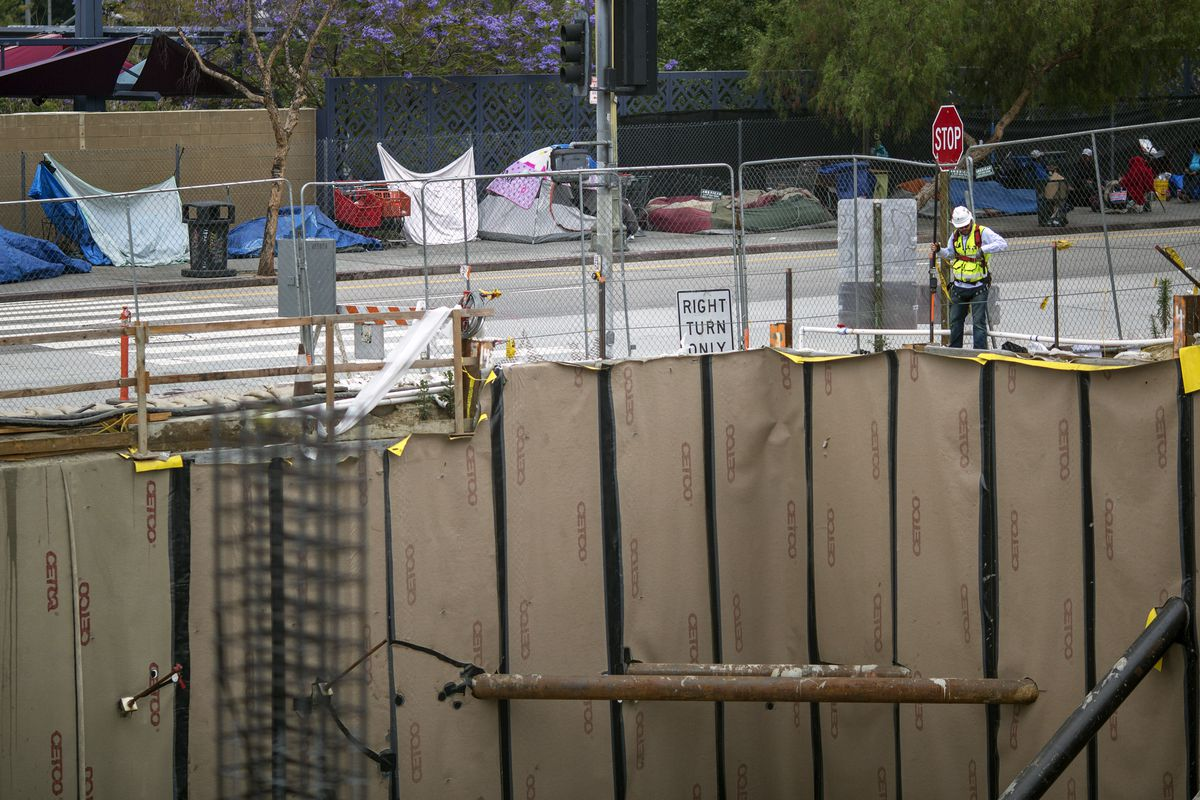 LA homeless housing could get built faster under new rules - Curbed LA