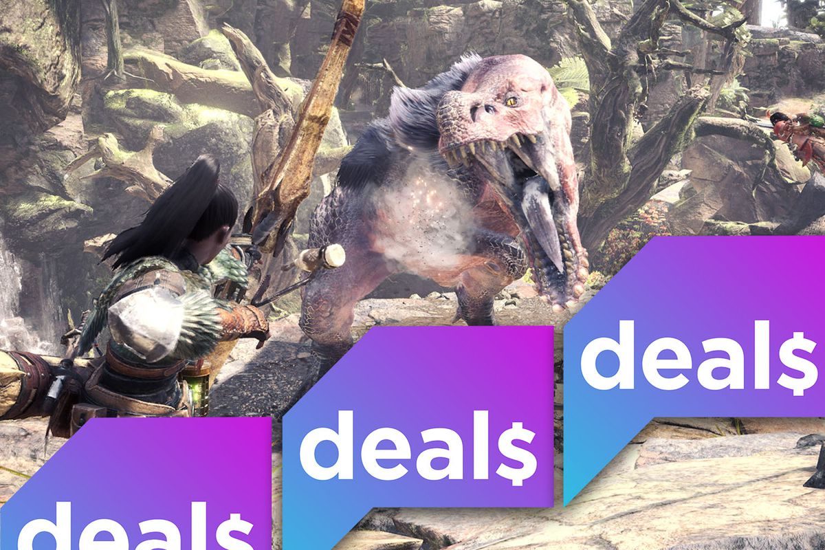 MHW Scores Megabucks for Capcom with 5M Copies Shipped