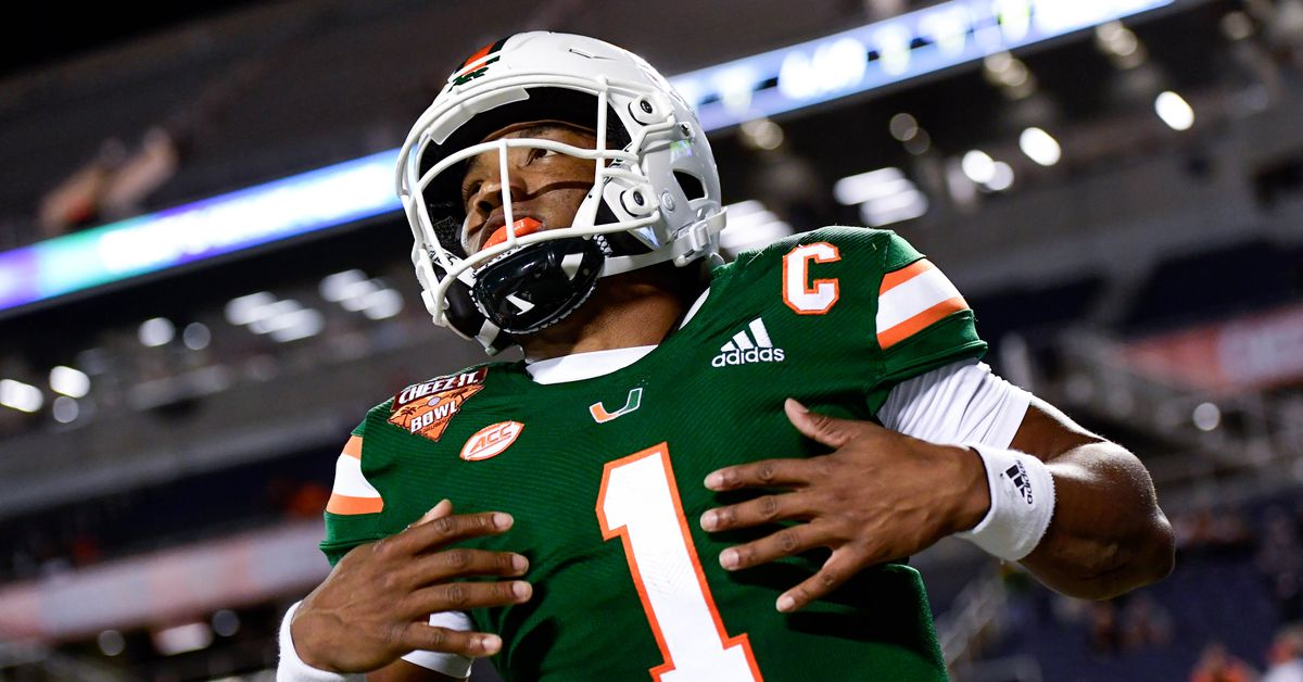 2021 Miami college football preview: The Canes return talent, can they play for ACC title?