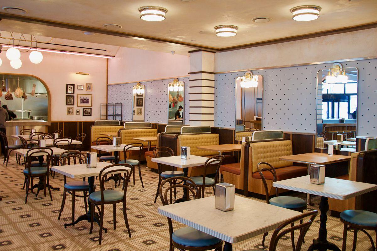 Atlantic City Italian Restaurant Basement